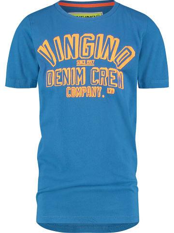 """Vingino Shirt """"Hazone"""" blauw"""