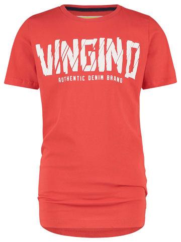 "Vingino Shirt ""Hazzar"" rood"