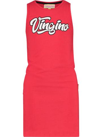 """Vingino Sukienka """"Pavenna"""" w kolorze czerwonym"""