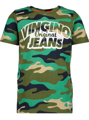 "Vingino Shirt ""Hiffian"" groen"