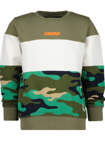 "Vingino Sweatshirt ""Nomino"" kaki"