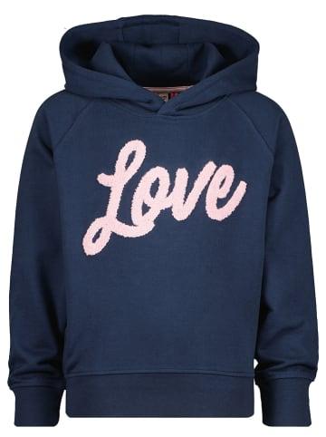"""Vingino Sweatshirt """"Narleen"""" donkerblauw"""
