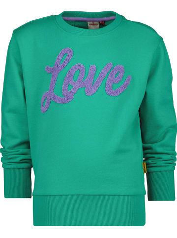 "Vingino Sweatshirt ""Novale"" groen"