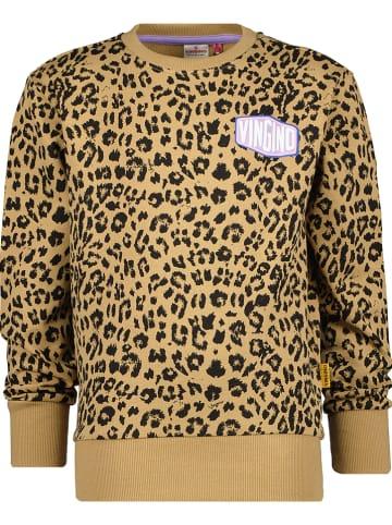 "Vingino Sweatshirt ""Novale"" lichtbruin"