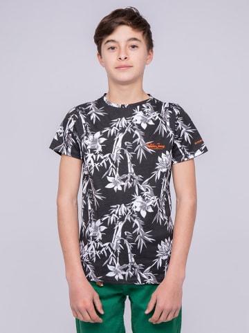 RITCHIE Koszulka w kolorze szarym