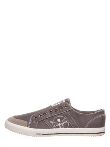 Chiemsee Sneakersy w kolorze szarym