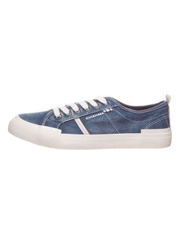 Chiemsee Sneakersy w kolorze niebieskim