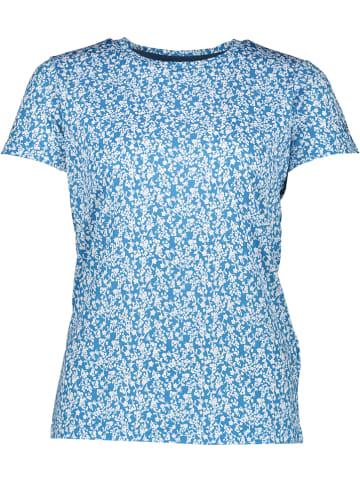 """Regatta Koszulka funkcyjna """"Fingal Edition"""" w kolorze niebieskim"""