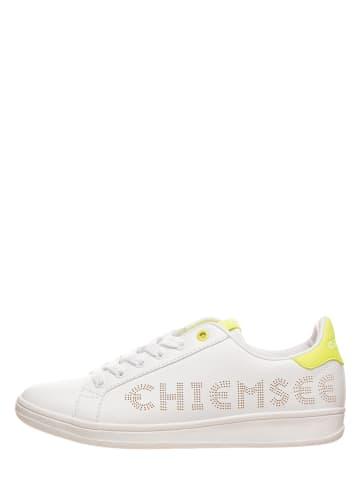 Chiemsee Sneakersy w kolorze białym