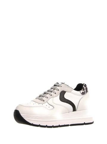 Voile Blanche Sneakersy w kolorze czarno-białym ze wzorem