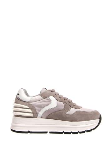 Voile Blanche Sneakersy w kolorze ciemnoszaro-białym