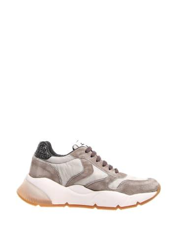 Voile Blanche Sneakersy w kolorze szarym