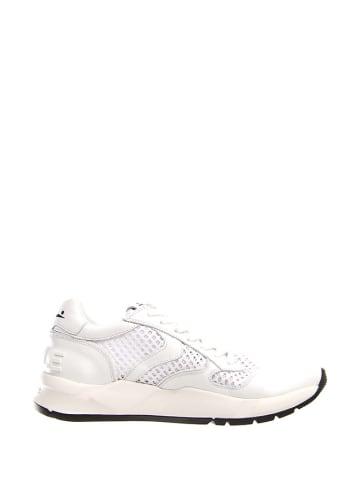 Voile Blanche Sneakersy w kolorze białym