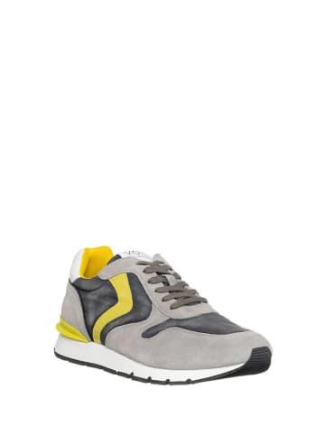 Voile Blanche Sneakersy w kolorze szaro-żółtym