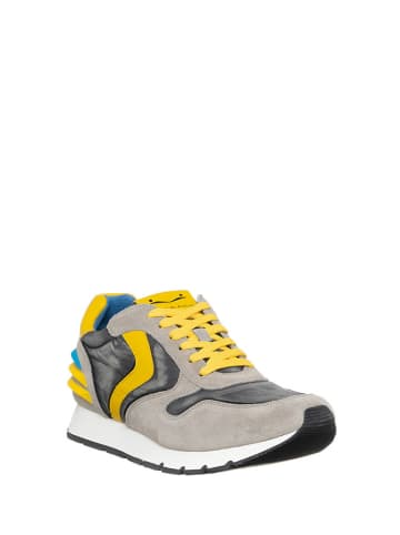 Voile Blanche Sneakersy w kolorze szaro-żółto-turkusowym