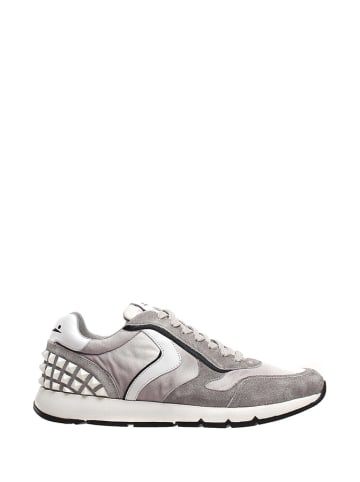 Voile Blanche Sneakers in Weiß/ Grau