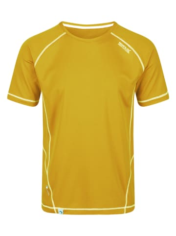 "Regatta Functioneel shirt ""Virda II"" geel"