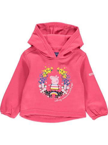 """Regatta Bluza """"Peppa"""" w kolorze różowym"""