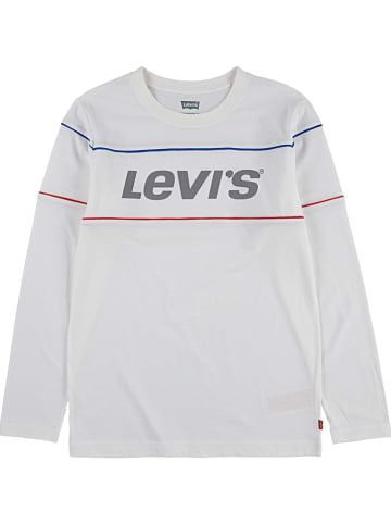 Levi's Kids Koszulka w kolorze białym