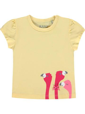 Kanz Shirt geel