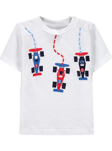 Kanz Koszulka w kolorze białym