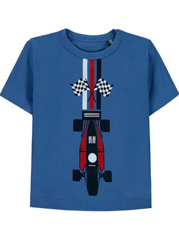 Kanz Koszulka w kolorze niebieskim