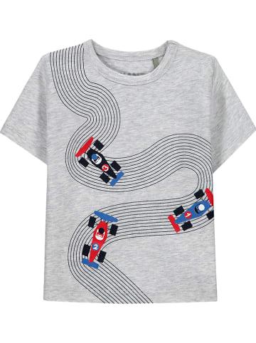 Kanz Koszulka w kolorze szarym