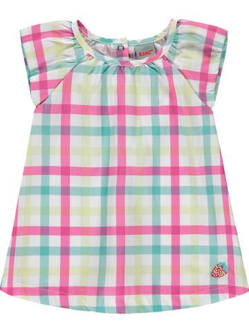 Kanz Sukienka w kolorze różowym ze wzorem