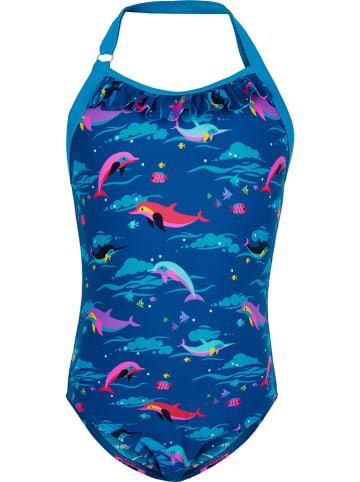 Color Kids Badeanzug in Blau
