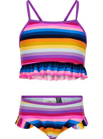 Color Kids Bikini in Bunt