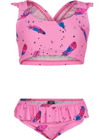Color Kids Bikini in Rosa