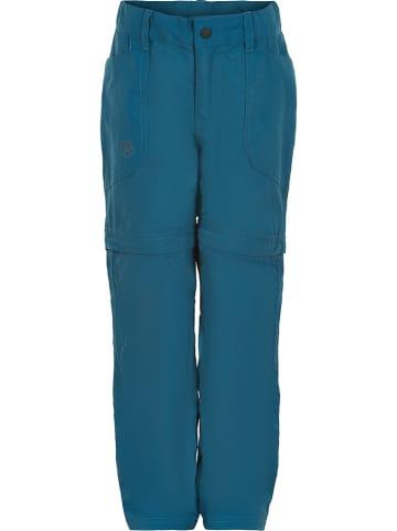 Color Kids Odpinane spodnie w kolorze niebieskim