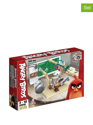 """Angry Birds Zestaw klocków """"Birds Lesson"""" - 100 el. - 5+"""