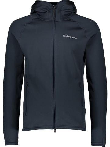 "Peak Performance Fleece vest ""Chill"" donkerblauw"