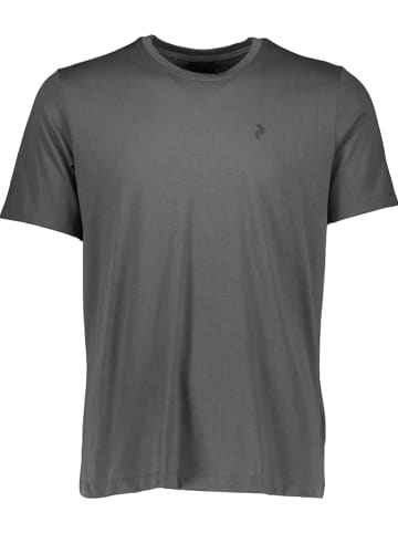 """Peak Performance Koszulka sportowa """"Explore"""" w kolorze szarym"""