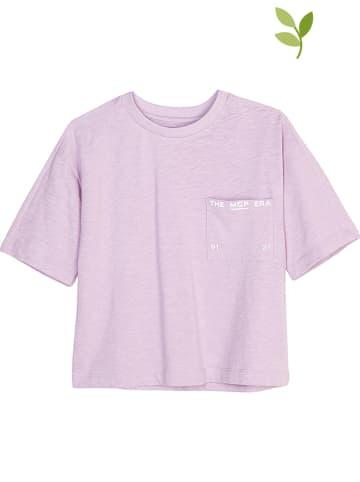 Marc O'Polo Junior Koszulka w kolorze lawendowym