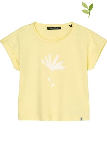Marc O'Polo Junior Shirt in Gelb