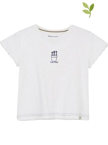 Marc O'Polo Junior Shirt in Weiß