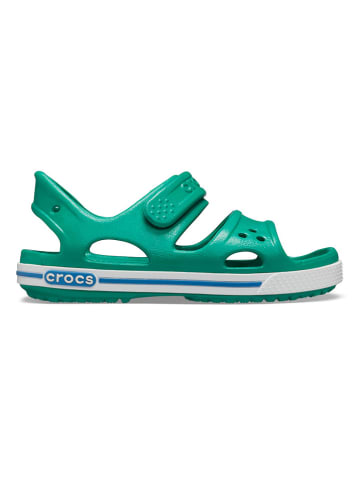 """Crocs Sandalen """"Crocband II"""" groen"""