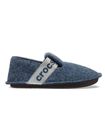 """Crocs Hausschuhe """"Classic"""" in Blau"""