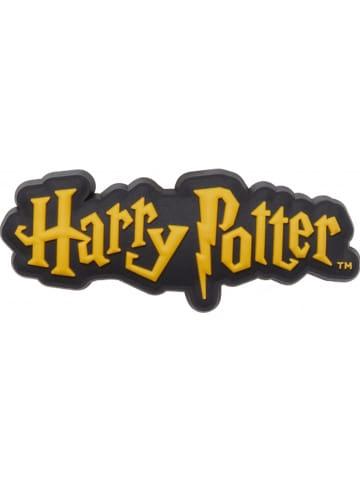 """Crocs Schoensieraad """"Harry Potter"""" zwart/geel"""