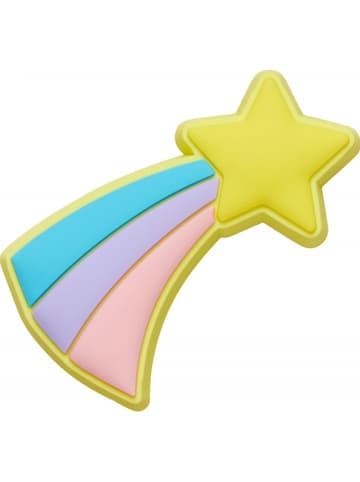 "Crocs Schoensieraad ""Shooting Star"" geel/meerkleurig"