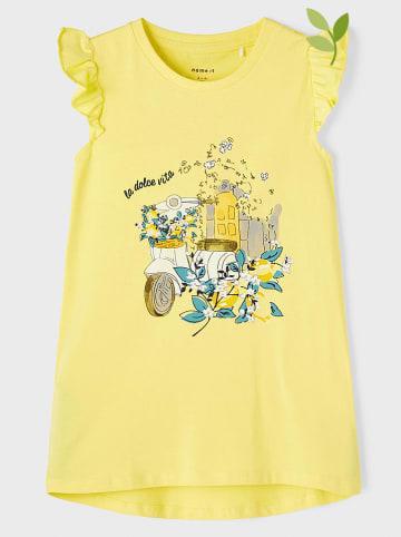 """Name it Tunika """"Hasanne"""" w kolorze żółtym"""