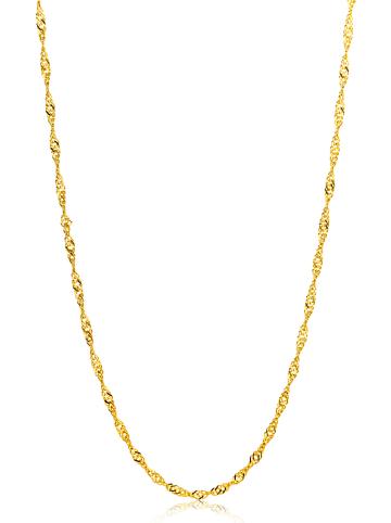 Revoni Gouden ketting - (L)45 cm