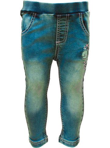 "Salt and Pepper Jeans ""Seaside"" in Blau"