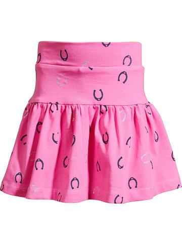 """Salt and Pepper Spódnica """"Riding"""" w kolorze różowym"""