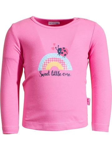 """Salt and Pepper Koszulka """"Lucky"""" w kolorze różowym"""