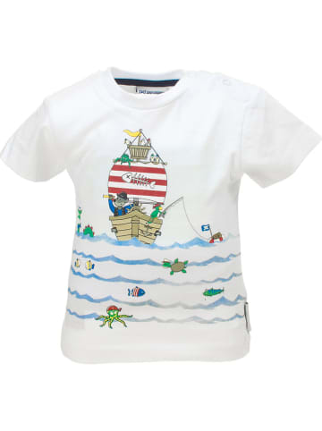 "Salt and Pepper Shirt ""Ahoy"" wit"