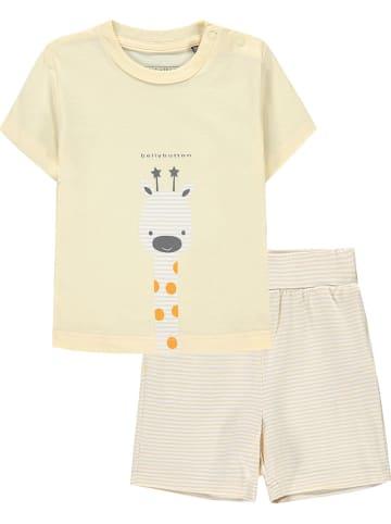 Bellybutton Pyjama in Gelb