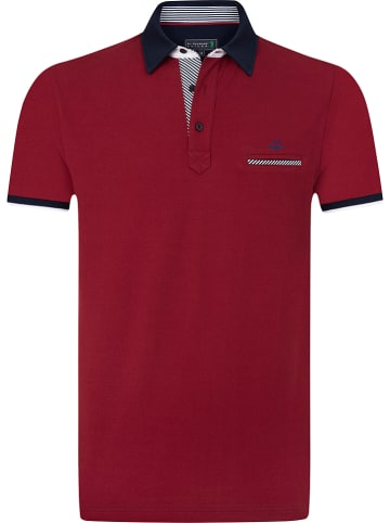 "SIR RAYMOND TAILOR Koszulka polo ""Brayan"" w kolorze czerwonym"